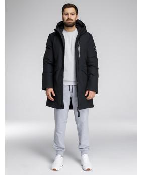 Мужская куртка на искусственном пуху ACCROSS СА80130