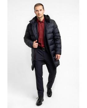 Пуховое стеганное пальто 5979-2 Igor Plaxa.